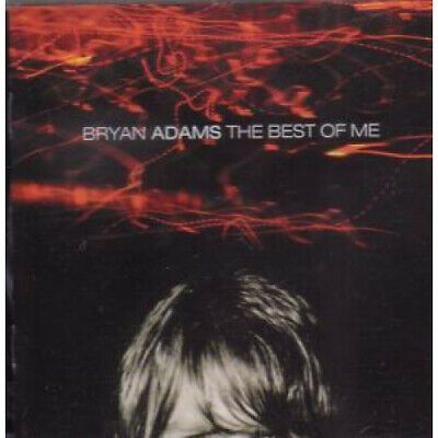BRYAN ADAMS Best Of Me CD Europe A&M 16 Track (4905222)