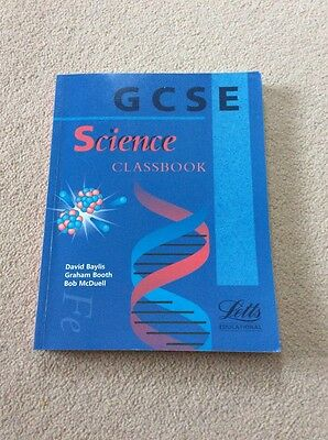 GCSE Science: Classbook by David Baylis, etc., Bob McDuell, Graham Booth (Paperb