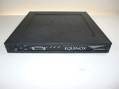 Equinox ELS 990209-1 Rev.AL 16-Port Terminal Server