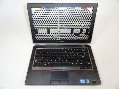 Dell Latitude E6320 Laptop Core i5-2540M@2.6GHz 4GB 0HD Boots (No LCD)