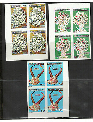 Never Hinged 2001 Flora South Africa Block84 complete.issue. Unmounted Mint