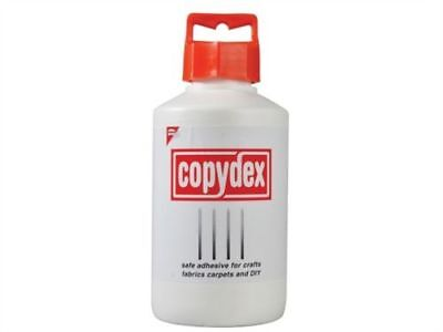 Copydex 500Ml Bottle Adhesive Rubber Latex Solution Glue Carpets & Fabrics