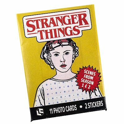 Stranger Things Trading Cards Wax Pack – Loot Crate Exclusive