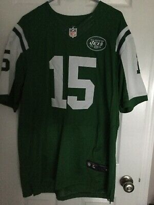 Discount BRANDON MARSHALL NEW York Jets NFL Nike On Field Jersey Sewn Size 56  for sale