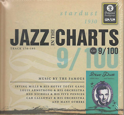 Jazz in the Charts 9/100 Stardust 1930 Irving Mills Louis Armstrong Red Nichols