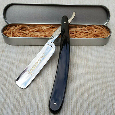 "Sheffield made Joseph Elliot& Sons ""Perfection"" 11/16th Shave ready VG con"