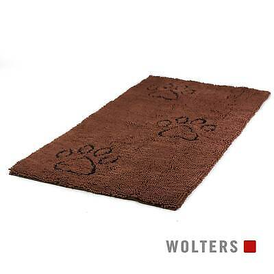 Wolters Dirty Dog Runner - Extra Large 150 x 75cm braun