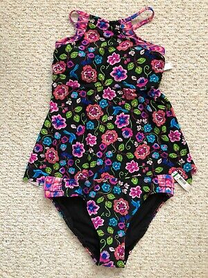 12819bc6c4995 NWT NEW DIRECTIONS Tankini Top Bottom M L Ret. $108 FREE SHIPPING ...