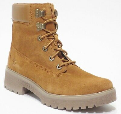 6 Boots Cool Tan Women's Inch Carnaby Brown Timberland Beige rdoCxBWEQe