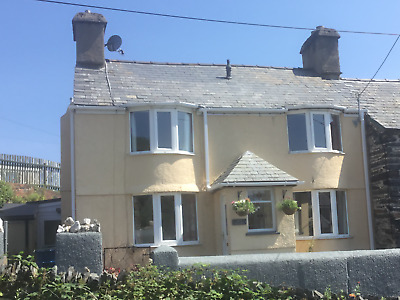 Holiday Cottage house let nr Porthmadog Snowdonia North Wales winter/spring