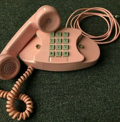 Western Electric - Bell System -59 PINK PRINCESS Touchtone Telephone