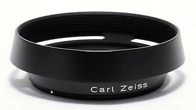 CARL ZEISS 35 50 Biogon 50mm f2 Planar Metal Lens Hood Shade GENUINE ORIGINAL EX