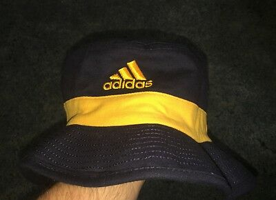 ca385c7f NBA Indiana Pacers Adidas Men's Blue/Yellow Bucket Hat Size Large/X-large
