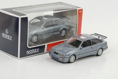 Ford Sierra Rs Cosworth 1986 Jet Car Blue Metallic 1:43 Norev