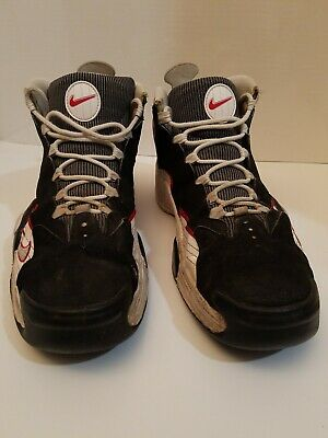 half off a5c6a f3d4d NIKE AIR FLIGHT ONE size 11 Chicago Bulls colorway Penny 1 2012 Retro