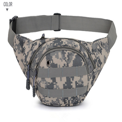 Utility Tactical Waist Packs Pouch Military Camping Hiking Outdoor Bags Belt Bag