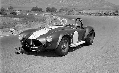 AC Cobra 427 1965 12 Hours of Sebring - Shelby Cobra / Shelby Ford Cobra –photo