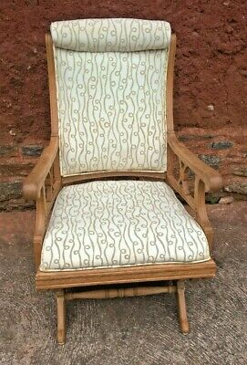 Lovely American Rocking Chair / Vintage Oak Rocking Chair ( Delivery Quote 👍 )