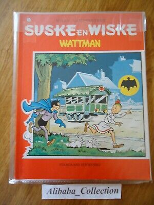 71  ** Suske En Wiske Strip **  Bd Bob Bobette Willy Vandersteen Batman