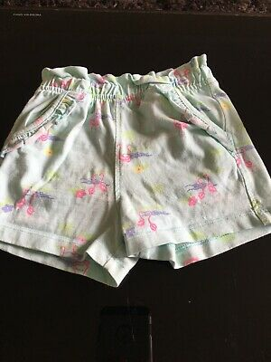 Mothercare Baby Girl Shorts Age 6-9 Months
