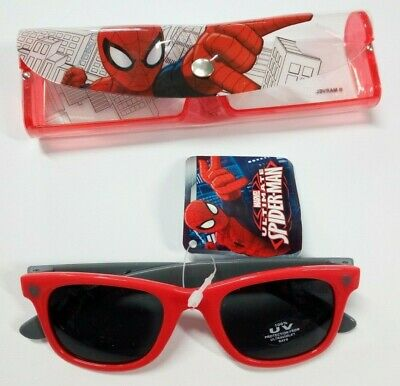 Occhiali Da Sole Bimbo Spiderman Marvel
