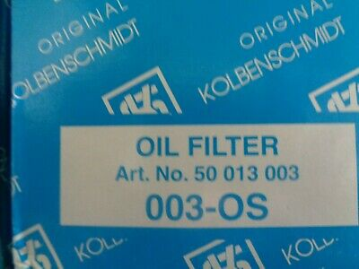 Oliefilter 50013003