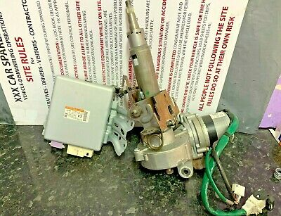 2009-2012 Toyota Auris 1.6 Petrol Power Steering Column & Module