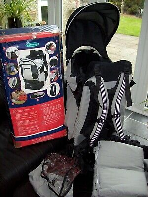 Mothercare Trekabout Premium Carrier Baby Backpack Great Undamaged Condition