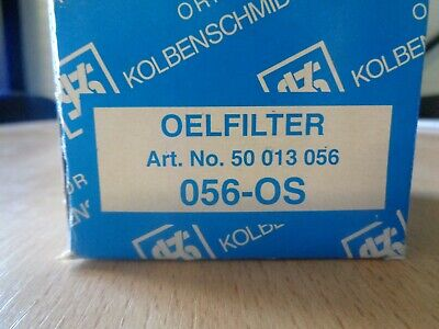 Oliefilter 50013056