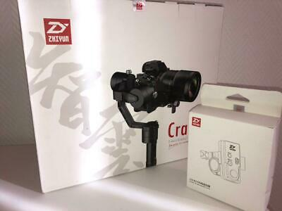 ZHIYUN Crane V2 3Axis Handheld Gimbal Stabilizer for DSLR + WirelessRemote ZWB02