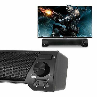 TV Sound Bar Home Theater Subwoofer Soundbar with Bluetooth Wireless / Wired MX