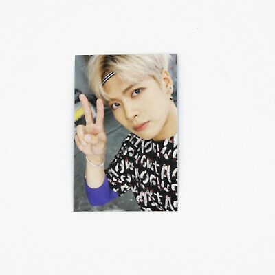 [GOT7]Just right Album Official Photocard - JACKSON