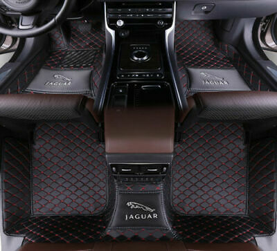 Automobiles & Motorcycles Universal Car Floor Mat For Jaguar All Models Jaguar Xf 2008-2018 Xe Xj F-pace F-type Car Accessories Car Mats Products Are Sold Without Limitations