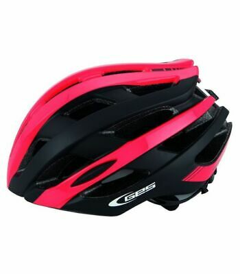 Casco Ges Icon-12 Road Mtb Rojo Talla M (54-58)