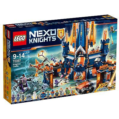 LEGO® Nexo Knights™ 70357 Schloss Knighton NEU OVP_ Knighton Castle NEW MISB