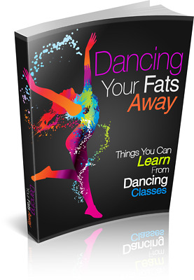 Dancing Your Fats Away - Master Resell Rights 6 bonus ebooks Free Shipping