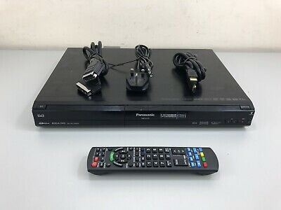 Panasonic DMR-EX78 250GB HDD DVD Freeview Recorder, FREEVIEW, HDMI