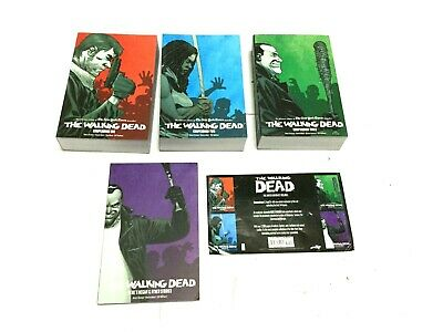 The Walking Dead Compendium Limited Edition 15th Anniversary Box Book Set