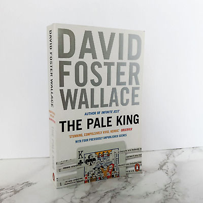 The Pale King by David Foster Wallace [UK IMPORT PAPERBACK] 2011 Infinite Jest