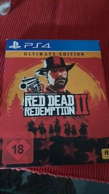 Red dead redemption 2 ps4 ultimate edition