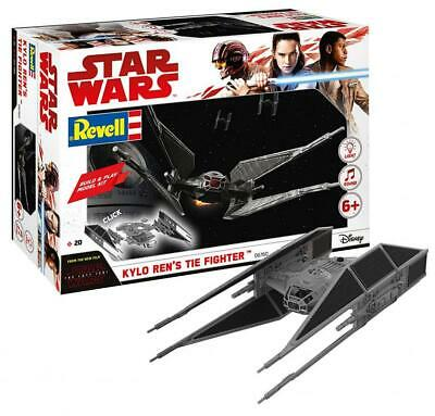 Revell Star Wars Build & Play Kylo Ren's Tie Kämpfer OVP