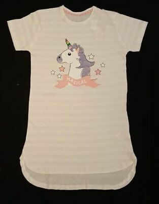 Primark Ladies Disney Nightshirt Nightdress Nightie Long Pyjama Top Pyjamas Pj's
