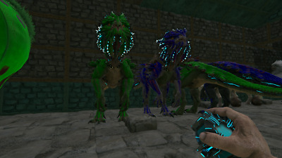 Ark Survival Evolved 3 Fert Egg Greem Blue Velonasaur Pve Xbox One Official Eur 6 73 Picclick Fr This creature, item, or feature is not yet released in the version on nintendo switch. picclick