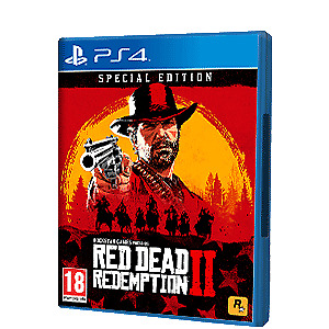 Red Dead Redemption II Special Edition (2 Discos) PS4 (SP)