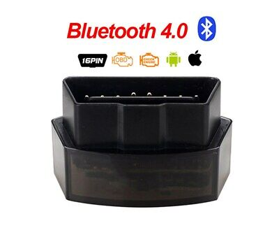 Bluetooth 4.0 OBD2 Car Diagnostic Scanner Tools Code Reader CHECK ENGINE LIGHT
