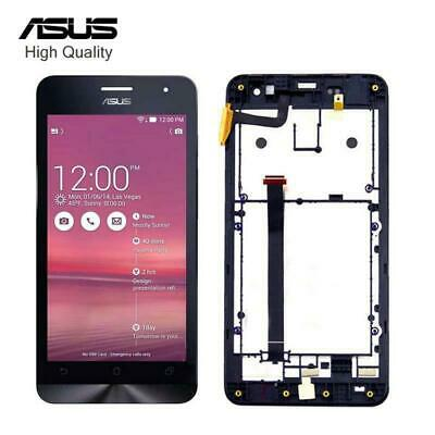 For Asus Zenfone 5 A501CG A500CG LCD Screen Touch Digitizer Assembly + Frame RL2