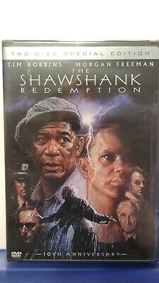 The Shawshank Redemption (DVD, 2004, 2-Disc Set, Special Edition)
