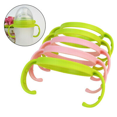 Baby Cup Nature Feeding Bottle Handles Holder Easy Grip For Tommee Tippee  WGF