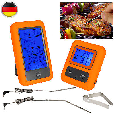 TS-BN56 Funk Grillthermometer Bratent Fleischthermometer BBQ Thermometer ei