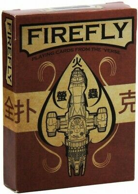 Firefly Playing Cards  - BRAND NEW